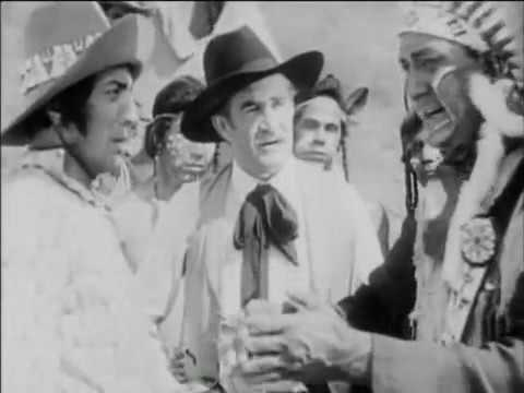 Serial 1931 Battling with Buffalo Bill Chapter 11 of 12 The Flaming Death Tom Tyler as Wil