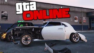 GTA ONLINE - САМЫЕ УГАРНЫЕ ТАЧКИ! #239