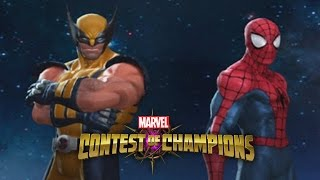 Marvel Contest Of Champions: Act 1 The Contest - Chapter 1 Challenge the Conqueror - Surrender