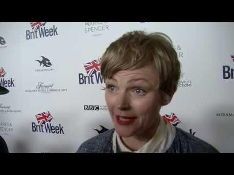 Maxine Peake   A Midsummer Night's Dream   2016 BritWeek Red Carpet