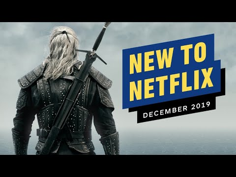 The Mayor Pete Kennedy - Here's what's new on Netflix for December.
