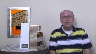 Whisky Verkostung: Johnnie Walker Gold Label Reserve