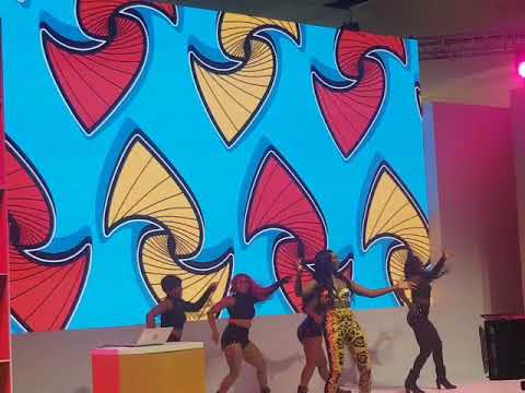 Download Tiwa Savage Lovely Performance at Google 3rd Edition #GoogleforNigeria