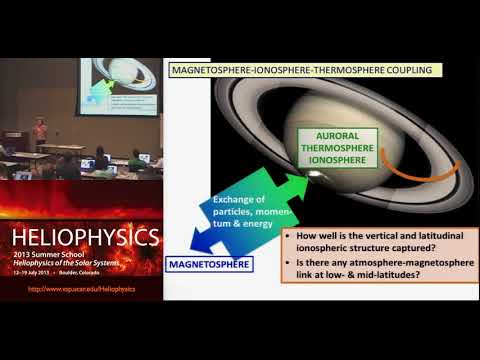 Planetary outer atmospheres: interfaces from atmospheres to magnetospheres #1 | Marina Galand
