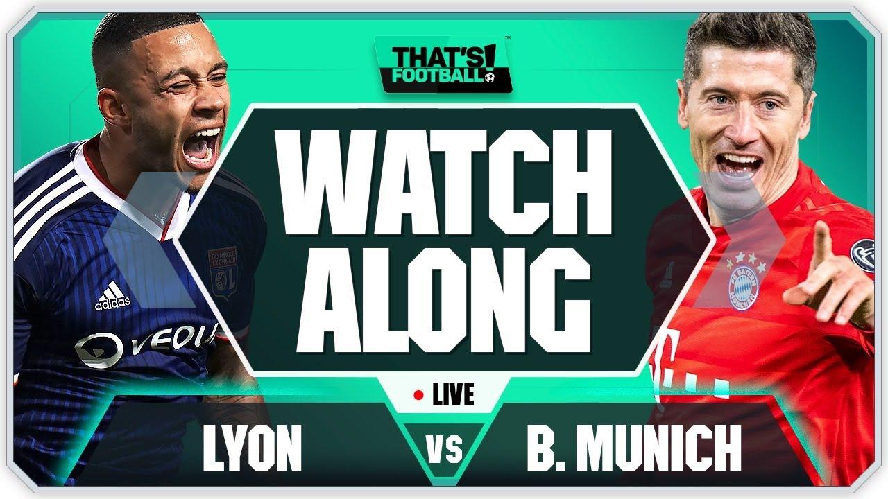 How to Watch Bayern Munich vs. Lyon