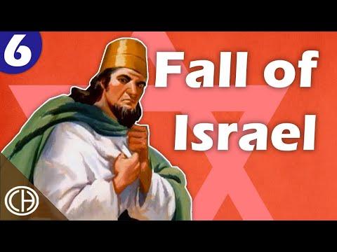 The Fall Of Ancient Israel | Casual Historian | Jewish History