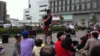 岡崎ジャズストリート2011ファニートンボ(完全版)