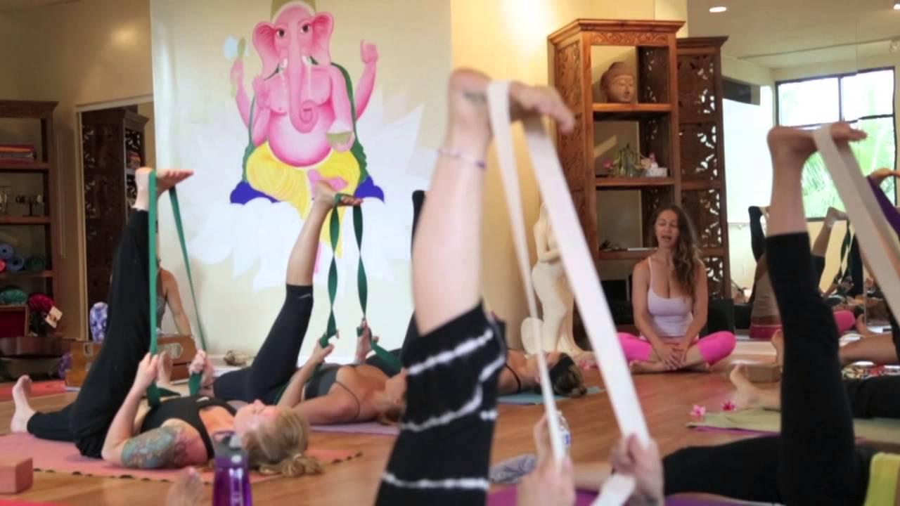 Best Hawaii Yoga Teacher Training Maui Yoga Shala