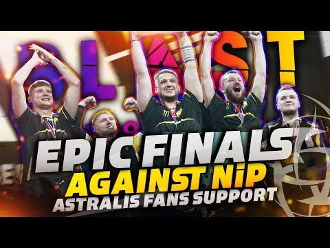 #NAVIVLOG: Epic Finals against NiP, Astralis fans support