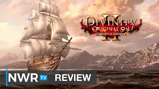 Divinity: Original Sin II Definitive Edition (Switch) Review (Video Game Video Review)