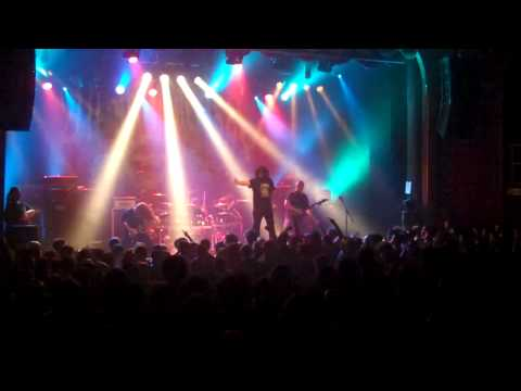 ALL SHALL PERISH - Wage Slaves at The Imperial, Quebec City (OFFICIAL)