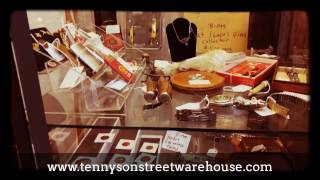 Tennyson Street Warehouse - Antique Shop    Vintage   Art - Denver Colorado