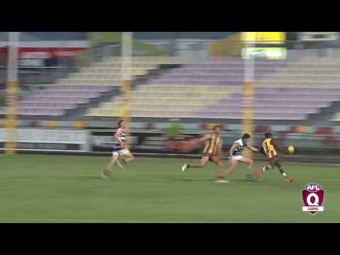 Allied Pickfords Goal of the Year Nominee Campbell Wurramarrba