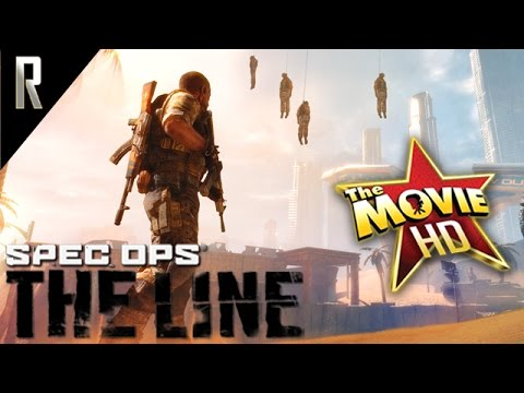 ► Spec Ops: The Line - The Movie [Cinematic HD - Cutscenes &
