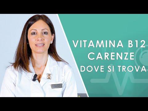 Perché la carenza di Vitamina B12 è frequente.