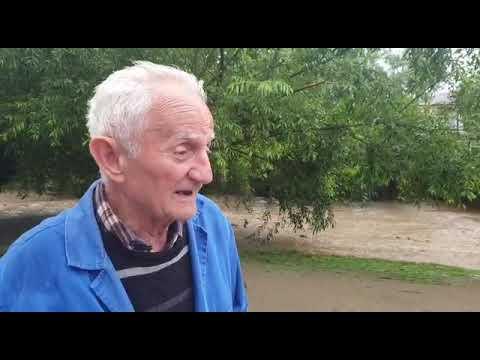 Inundații în Aiud