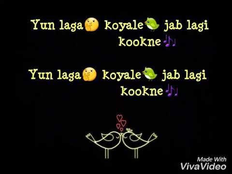 Mere Rashke Qamar Female Version Lyrics
