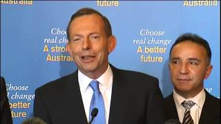 Election 2013 | Katy Perry confronts Abbott on gay marriage