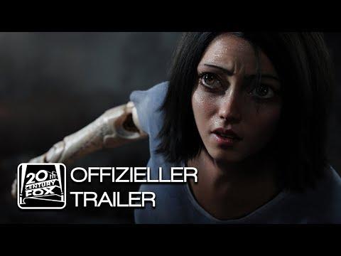 Alita: Battle Angel | Offizieller Trailer 1 | Deutsch HD German (2018)