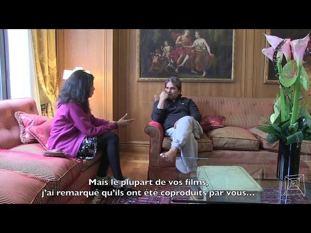 Multi Talks - Vishal Bharadwaj (with french subtitle)