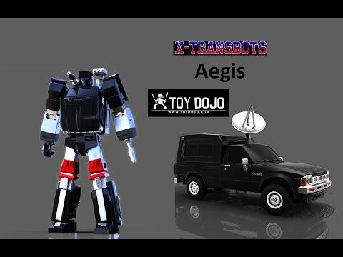 Xtransbots - Aegis (Masterpiece Trailbreaker)