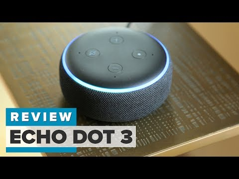 What us amazon echo dot