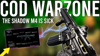 Call of Duty Warzone - The Shadow M4 is DEVASTATING!