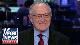 Dershowitz: Mueller should have made a decision on obstruction