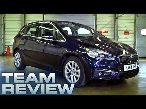 BMW 2 Active Tourer 218d Luxury (Team Review) - Fifth Gear