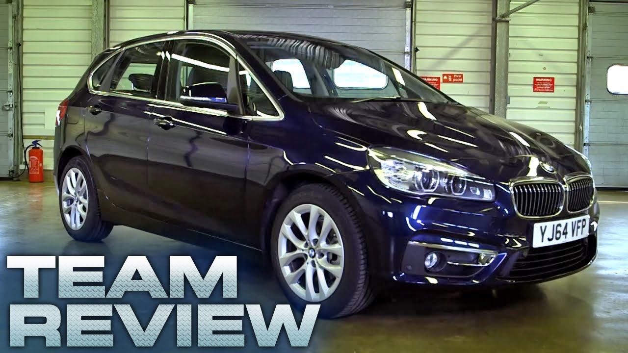 bmw 2 active tourer 218d luxury team review fifth gear youtube. Black Bedroom Furniture Sets. Home Design Ideas
