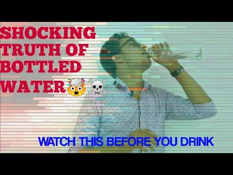 WHY WE SHOULD NOT DRINK BOTTLED
