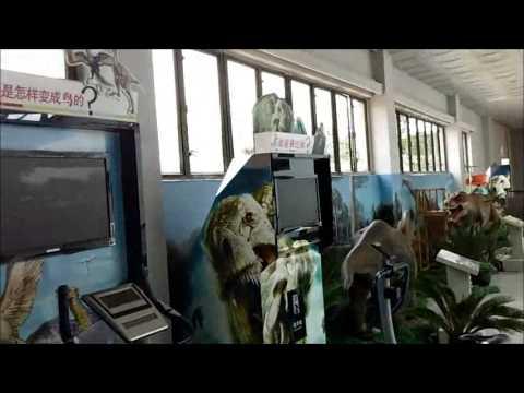 13th June, zigong salt museums dinosaur museums