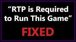 rpg maker xp rgss-rtp standard not installed