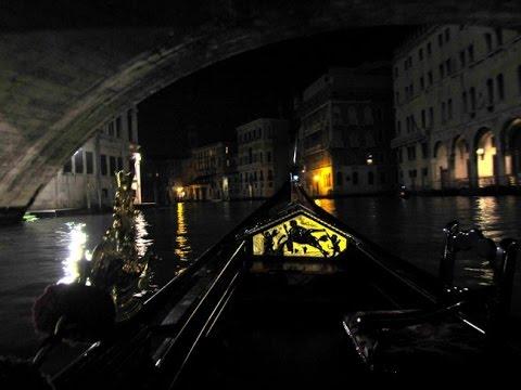 Ночь в Венеции: памяти Малевича
