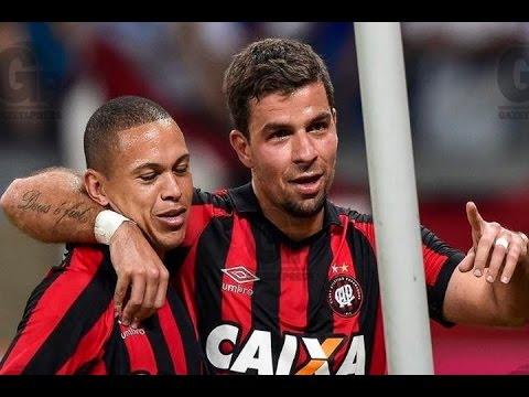 Cruzeiro 0 x 3 Atlético-PR, Melhores Momentos - Série A 11/07/2016