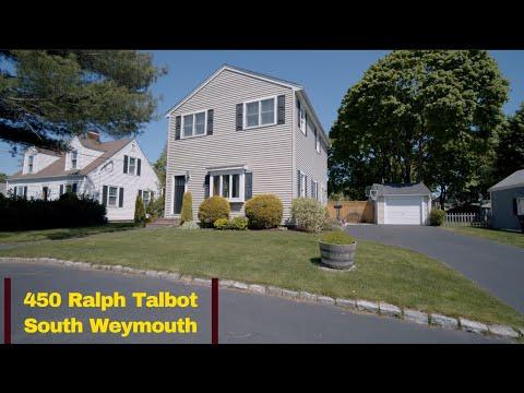 450 Ralph Talbot St., South Weymouth