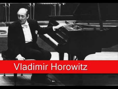 Vladimir Horowitz: Chopin - Waltz No. 7 in C sharp minor, Op. 64 No. 2