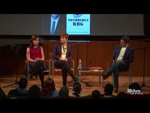 Feminism with Justice Ruth Bader Ginsburg - Irin Carmon