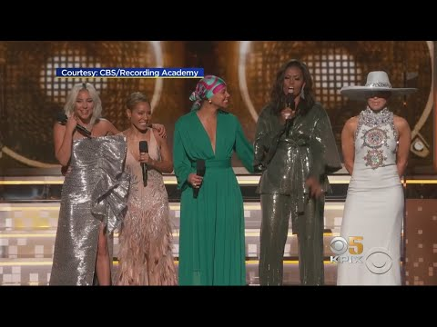 Women Win Big At The Grammys Mp3