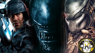 Alien Covenant Teasing New Aliens vs Predator Movie?