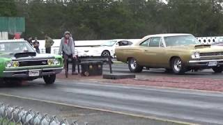 440 Procharged Coronet vs Big Block Stroked Roadrunner