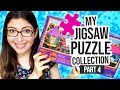 MY JIGSAW PUZZLE COLLECTION PART 4 - Less than 1000 Piece Puzzles