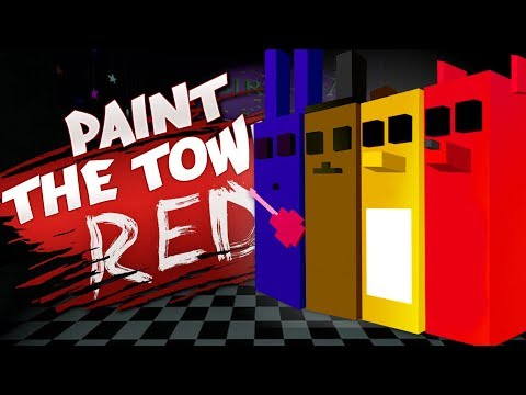 FREDDY FAZBEAR'S MEAT EMPORIUM - Best User Made Levels - Paint the Town Red