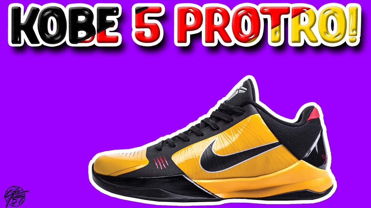 nouvelle arrivee ea18b c71cc Nike Kobe 5 Protro!