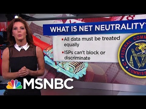 What Is Net Neutrality? | Velshi & Ruhle | MSNBC