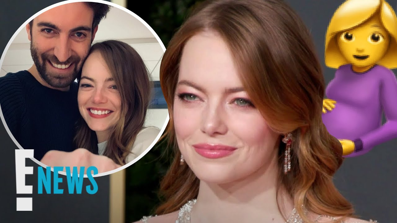 Emma Stone Is Reportedly Pregnant, Expecting First Child With ...