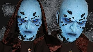 FrostPyre! - Ice Demon - Makeup Tutorial!