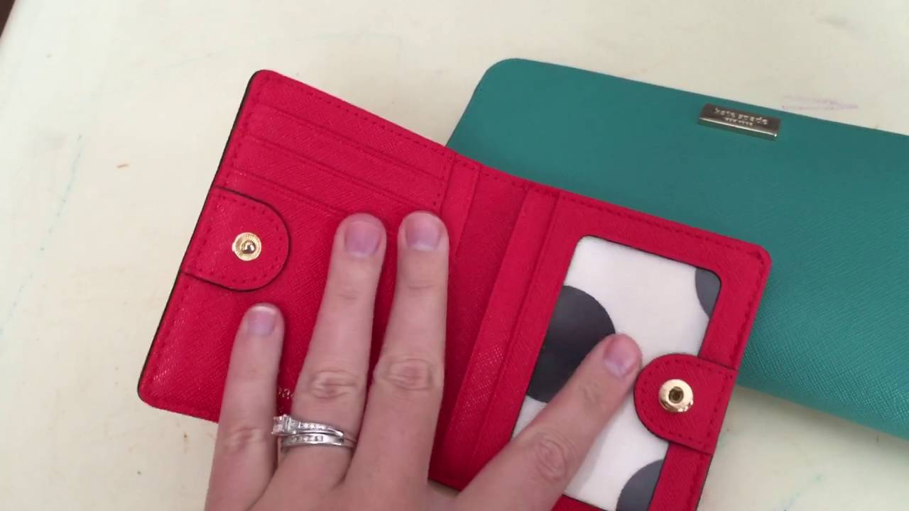 0e3139eeaf9 Kate spade wallets! Outlet vs retail