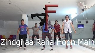 zindagi aa raha hoon main || Official || Fuzon Dance