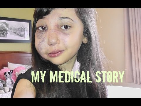 My Medical Story. | Nikki Lilly